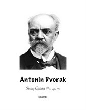 Dvorak - Quintet No.3 (parts)